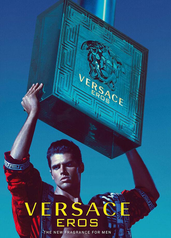 Versace Eros Erkek Parfüm EDT 200 ml.