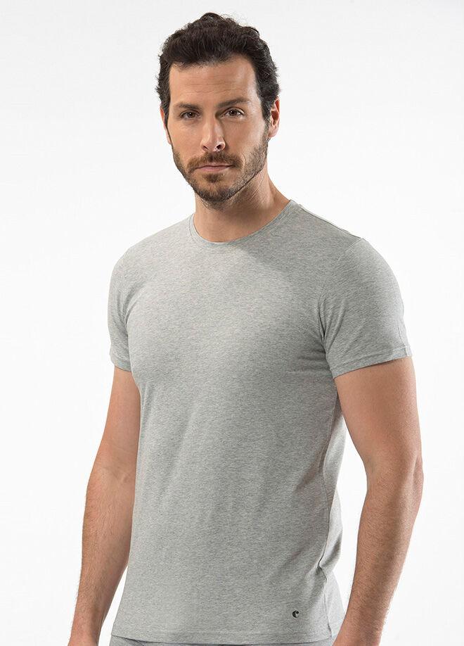 Cacharel Yuvarlak Yaka Kısa Kollu T-Shirt