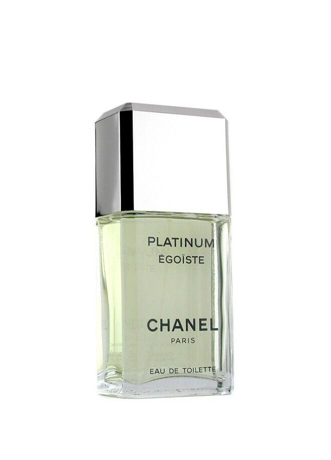 Chanel Egoiste Platinum Erkek Parfüm EDT 100 ml.