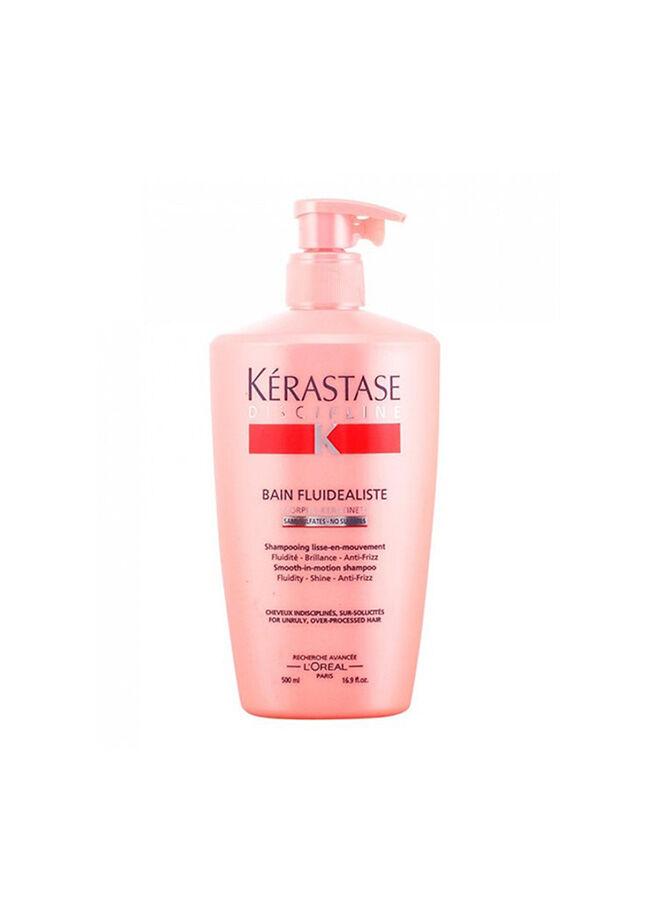 Kérastase Asi ve Kabarık Saçlar İçin Sülfatsız Düzleştirici Parlaklık Şampuanı 500 ml.