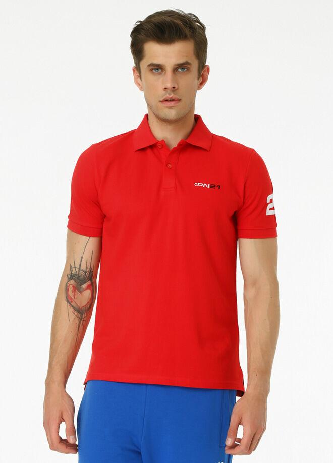 Hummel Pn21 Hernan Polo Erkek T-Shirt