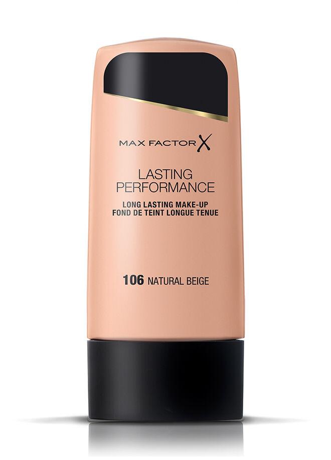 Max Factor İz Bırakmayan Sıvı Fondöten 106 Natural Beige