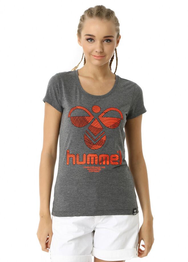 Hummel Alicia Ss Tee Kadın Kısa Kol T-Shirt