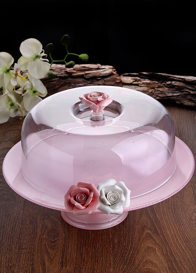 Hera Concept Hera Rose Ayaklı Kek Standı