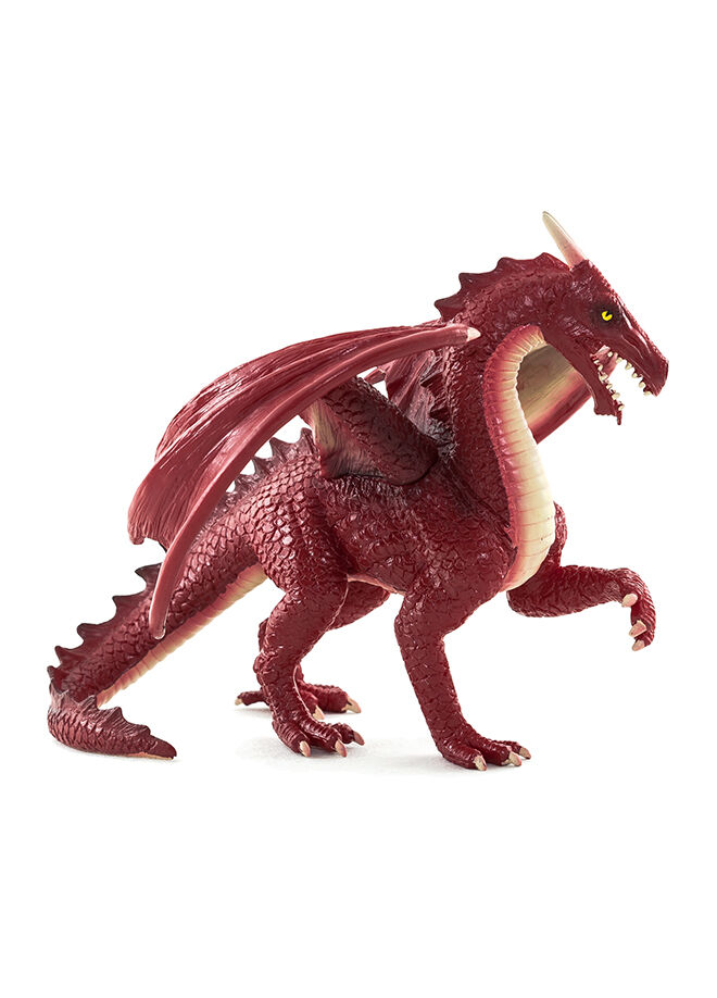Animal Planet Kızıl Ejderha / Dragon-Model Figür
