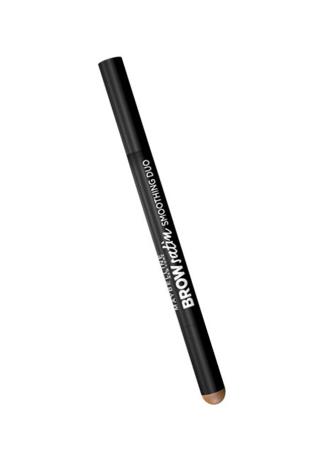 Maybelline New York Brow Satin Çift Taraflı Kaş Kalemi 01 Dark Blonde