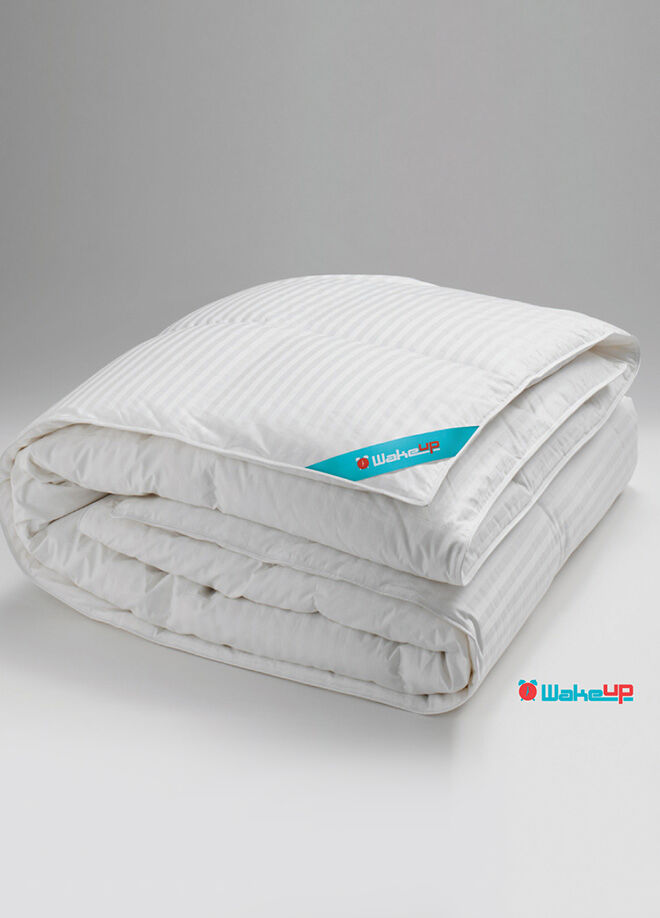 Wake Up Natural Senso Flex Jacguard Kaz Tüyü Yorgan 155x215 cm