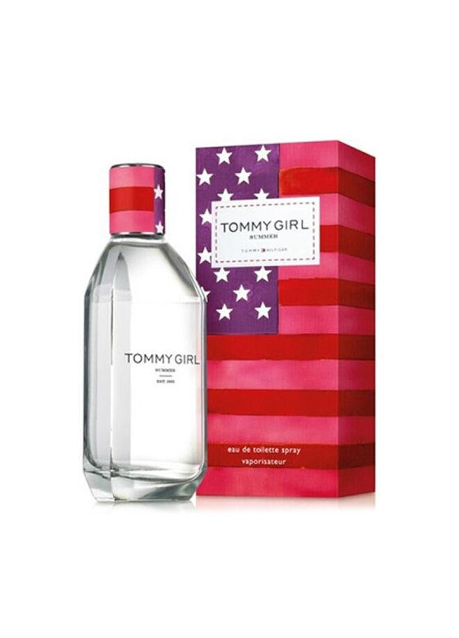 Tommy Hilfiger Girl Summer Kadın Parfüm EDT 100 ml.
