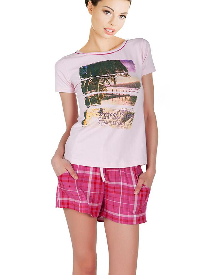 Miorre Şortlu Pijama Takımı