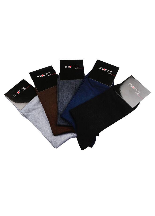 Miorre 5'li Klasik Çorap