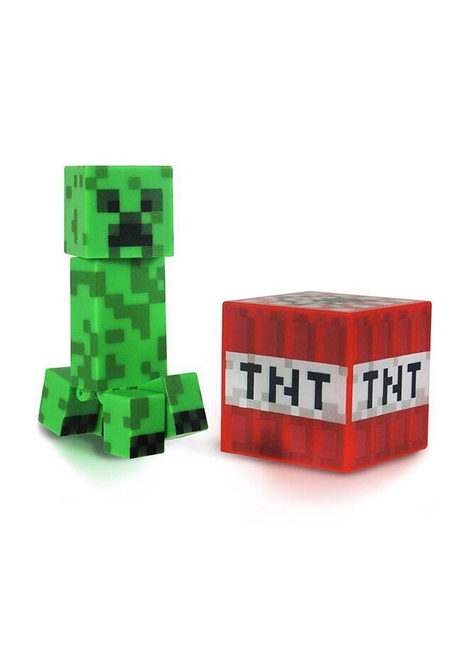 Minecraft Minecraft Creeper Figür Oyuncak 10 Cm