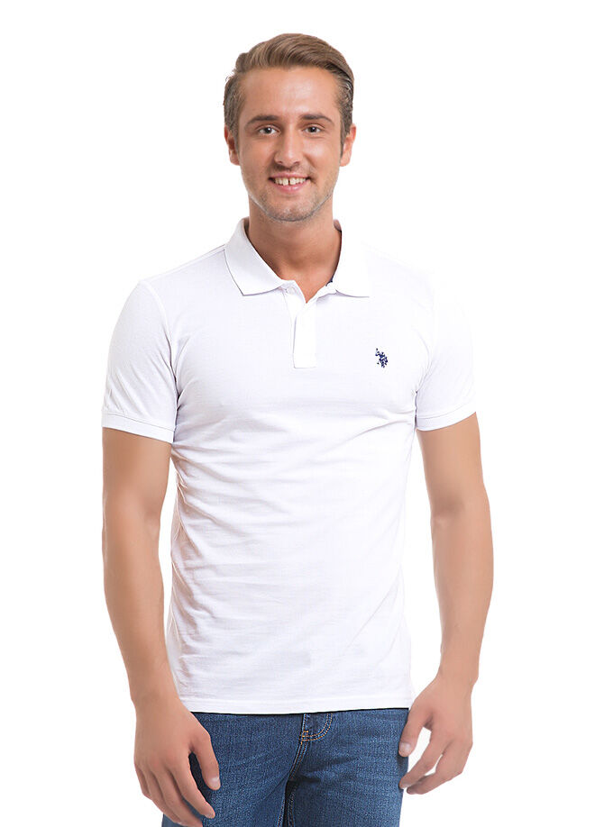 U.S. Polo Assn. Erkek Slim Fit T-Shirt