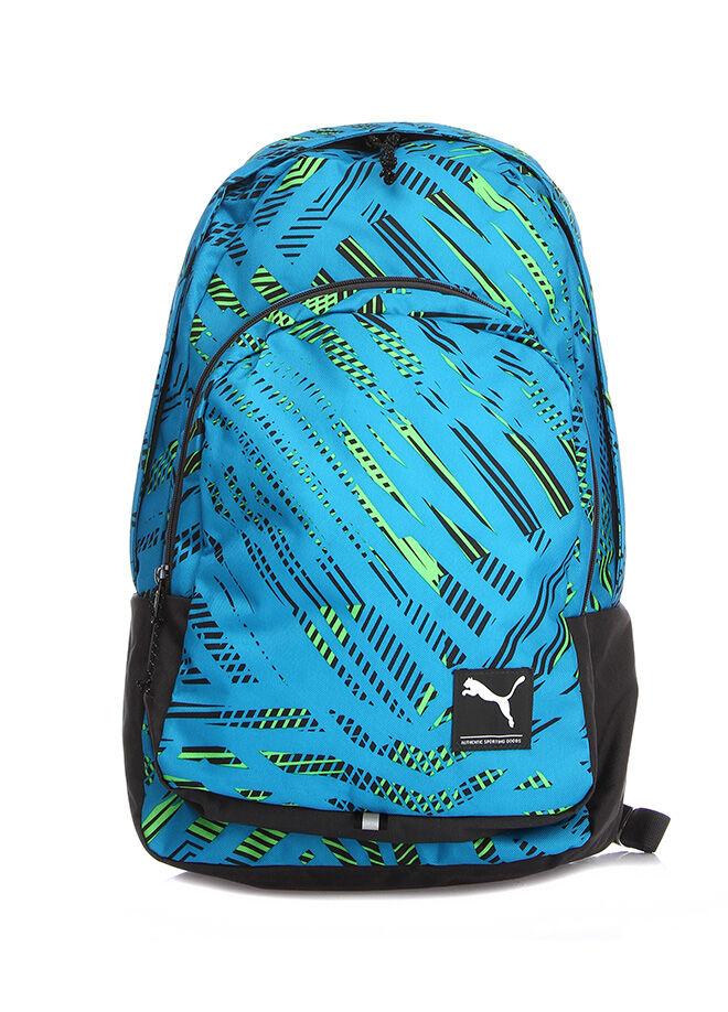 Puma Academy Backpack Atomic Blue-Fractu Erkek Sırt Çantası