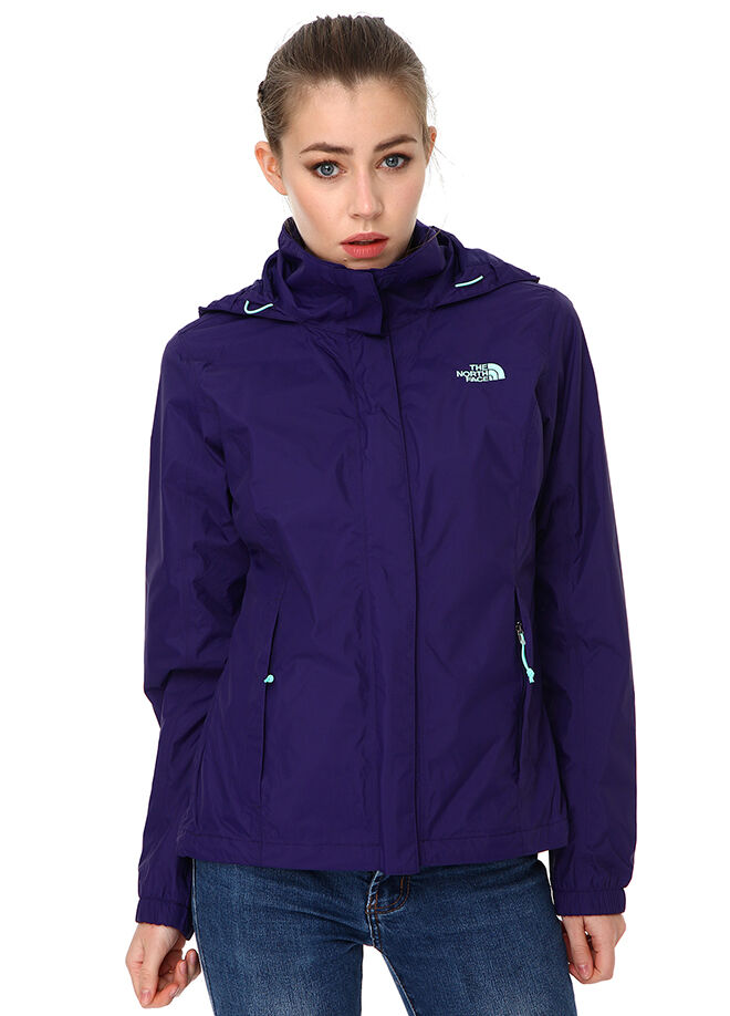 The North Face W Resolve Jacket Kadın Mont