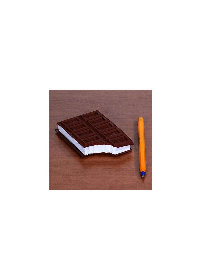 Practika Çikolata Görünümlü Not Defteri