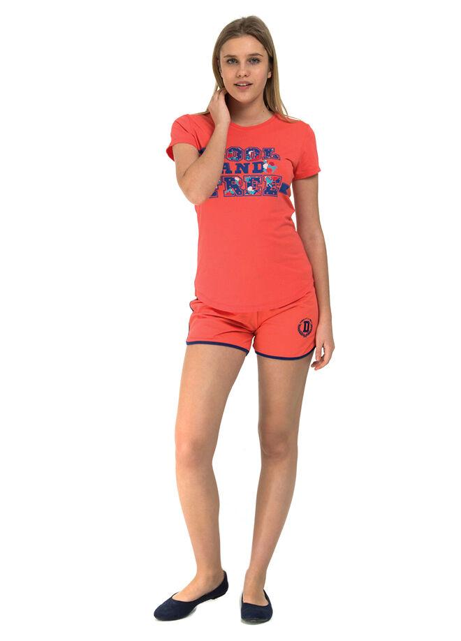 Dagi O Yaka Kısa Kol T-Shirt