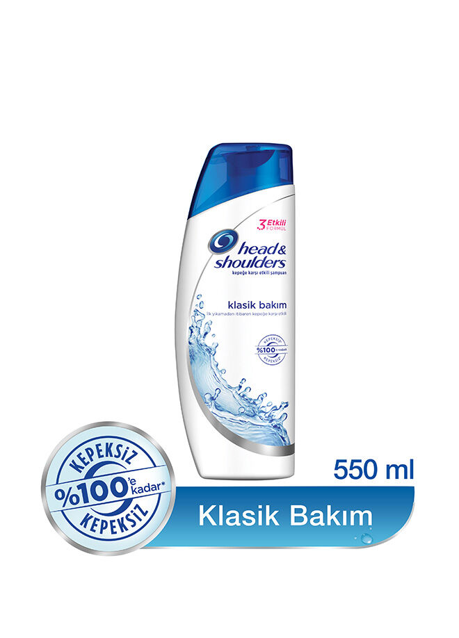 Head&Shoulders Head & Shoulders Şampuan Klasik Bakım 550 ml