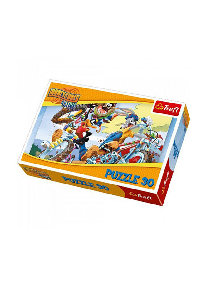Trefl 30 Parçalı Puzzle Looney Tunes