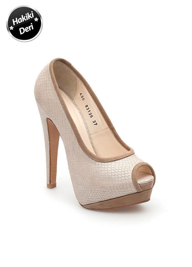 Pedro Camino Kadın Platform Ayakkabı