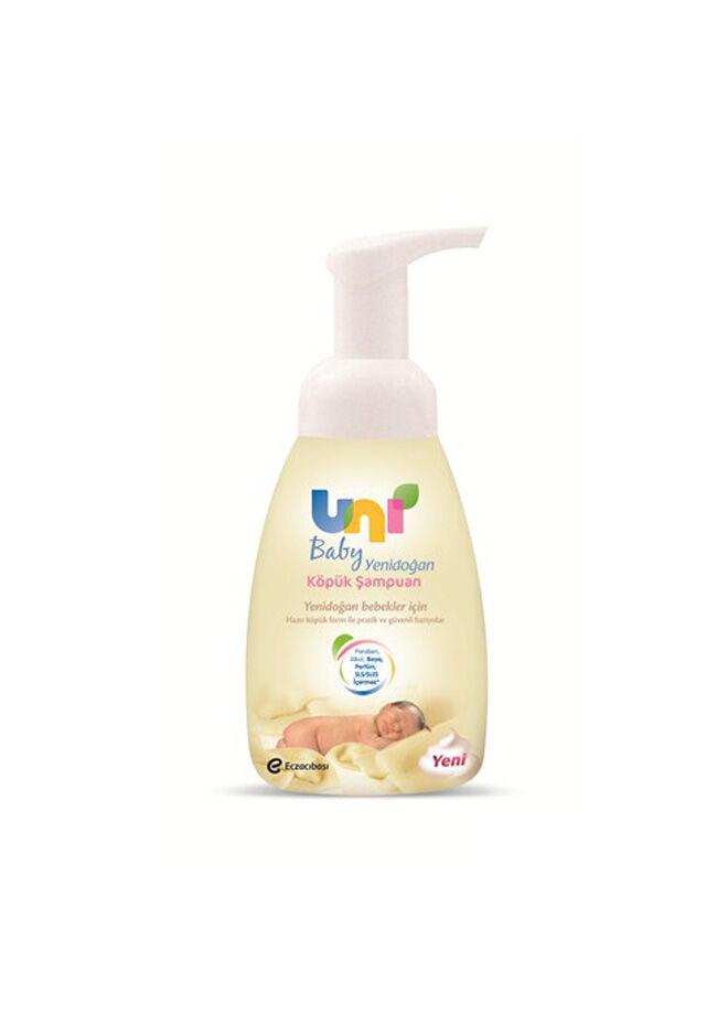 Uni Baby Uni Baby Yenidoğan Köpük Şampuan 200 ml