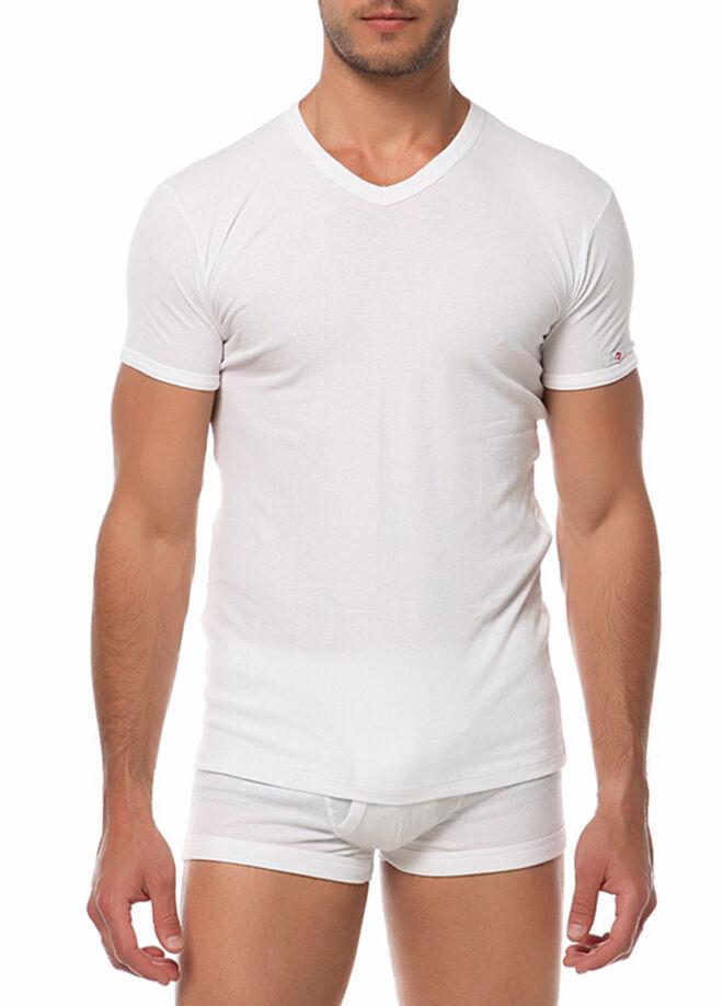 Eros Kaşkorse V Yaka T-Shirt