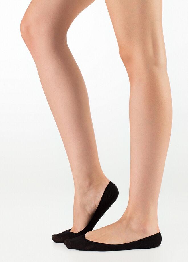 İtaliana Seamless Bamboo Babet Çorap