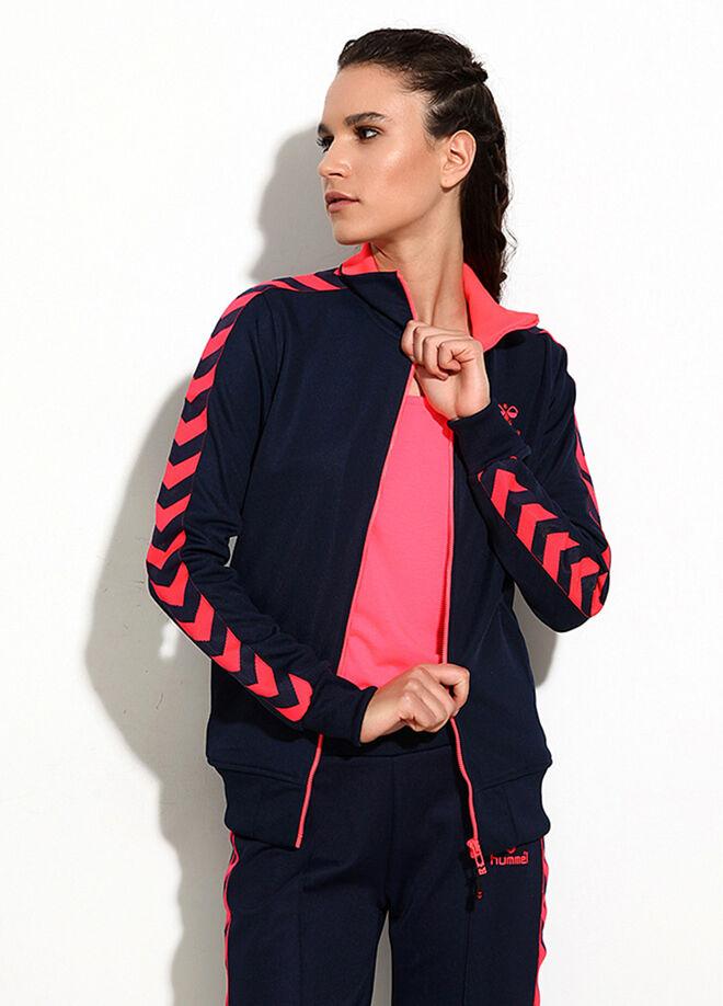 Hummel Atlanta Zip Jacket-Aly Kadın Eşofman Üstü