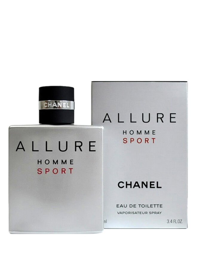 Allure Homme Sport Spray Erkek Parfüm EDT 150 ml.