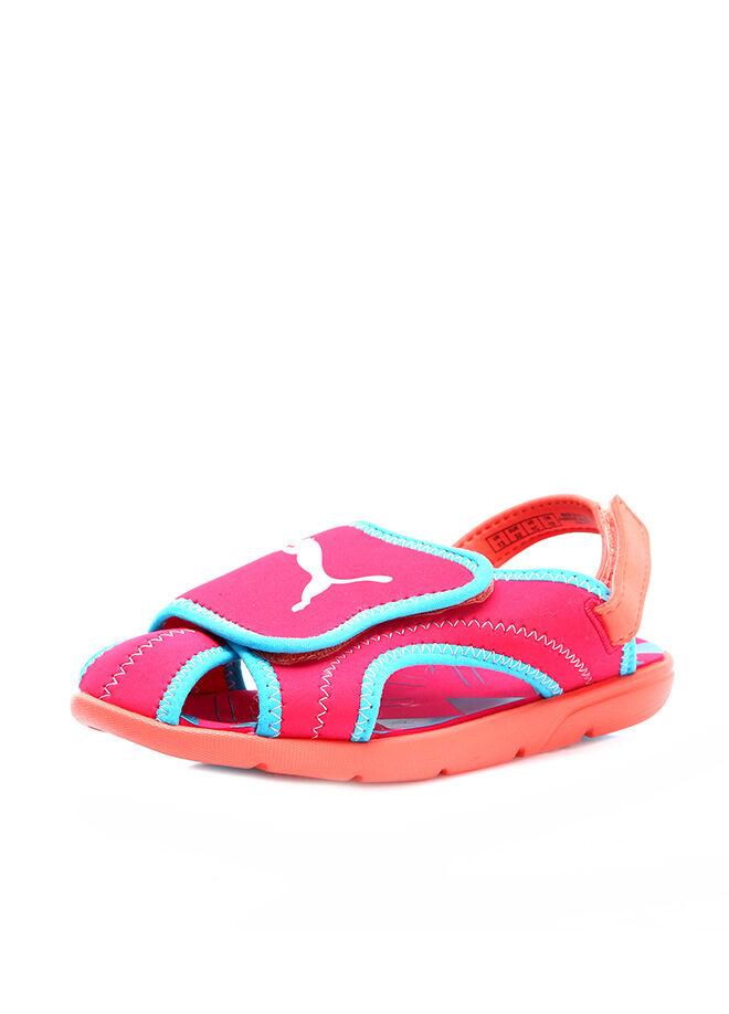 Puma Summer Sandal Kids Rose Red-Pink Dogwood Çocuk Günlük Spor Ayakkabı