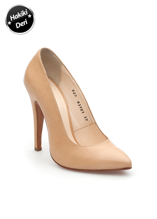 Pedro Camino Klasik Topuklu Ayakkabı