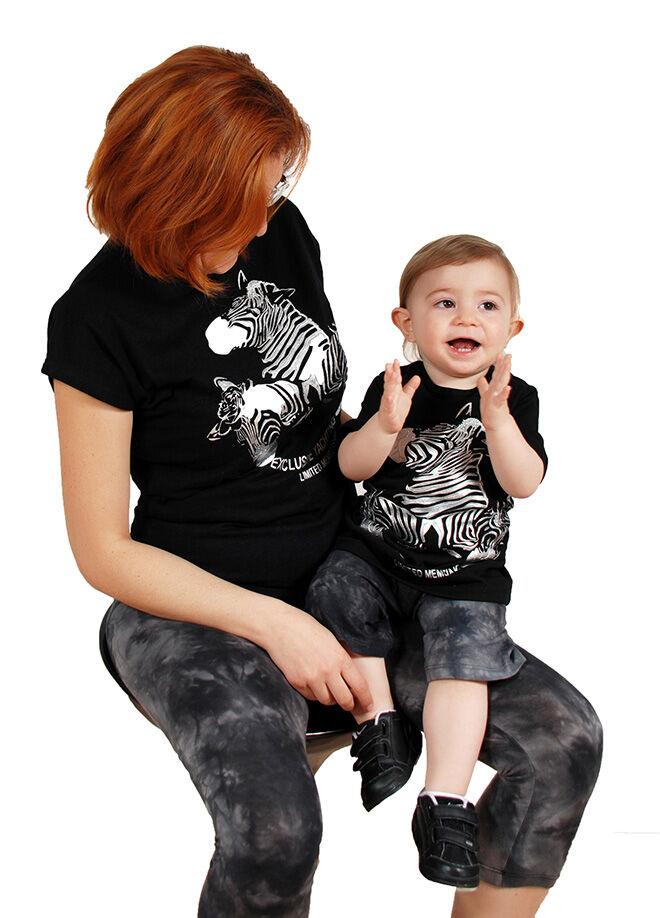 Cute&Crazy Anne Tayt T-Shirt Takım 24.04 131
