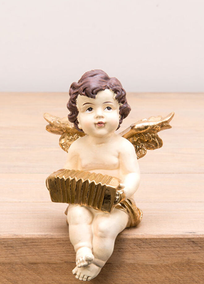 Madame Coco Angel Decoratıon Biblo  Lf58543-2C