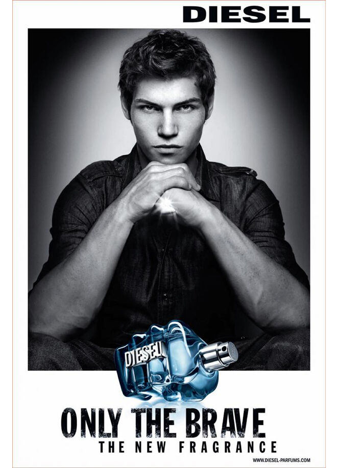 Diesel Only The Brave Erkek Parfüm EDT 50 ml.