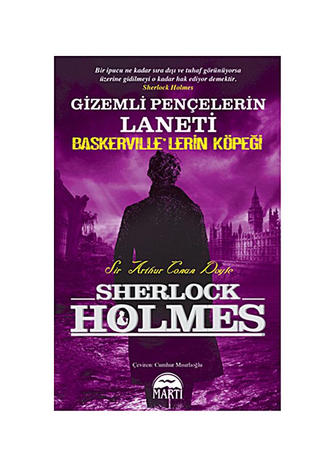 Martı yayınları Sir Arthur Conan Doyle - Sherlock Holmes - Gizemli Pençelerin Laneti - Baskervıllelerin Köpeği