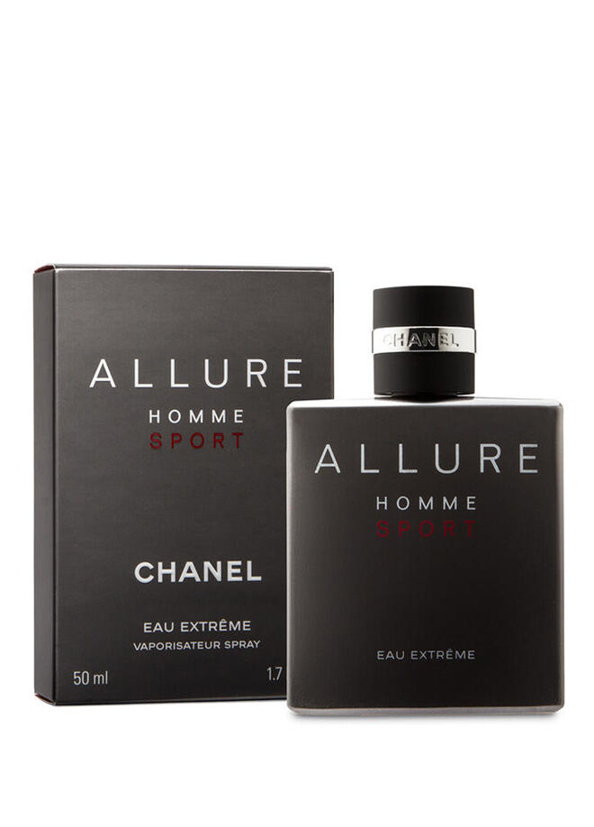 Chanel Allure Homme Sport Eau Extreme Concentree Spray Erkek Parfüm EDT 50 ml.