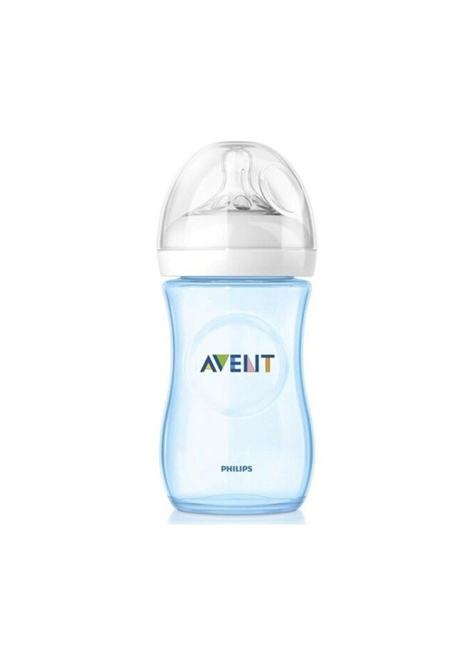 Philips Avent Natural Pp Biberon 260 ml Tekli Mavi