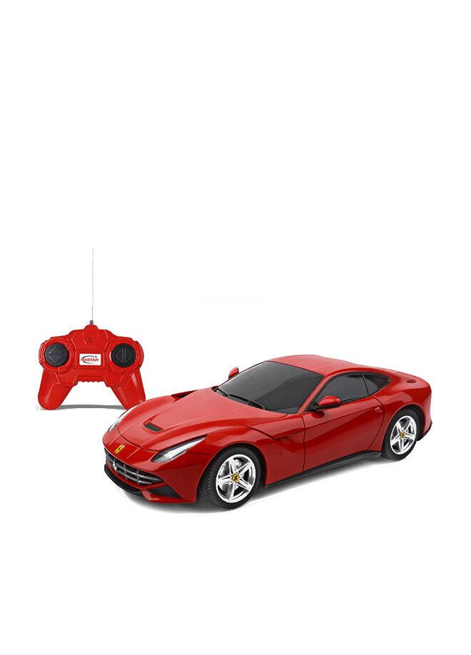 Rastar Ferrari F12 Berlinetta Uzaktan Kumandalı Araba 1:24 / Kırmızı