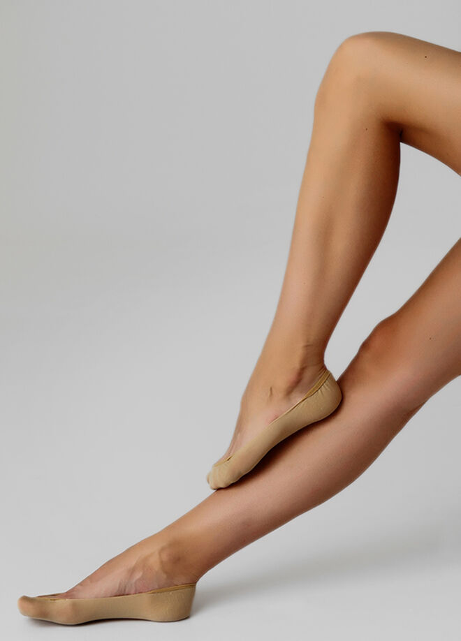 İtaliana Seamless Naylon  Babet Çorap 2'li Paket