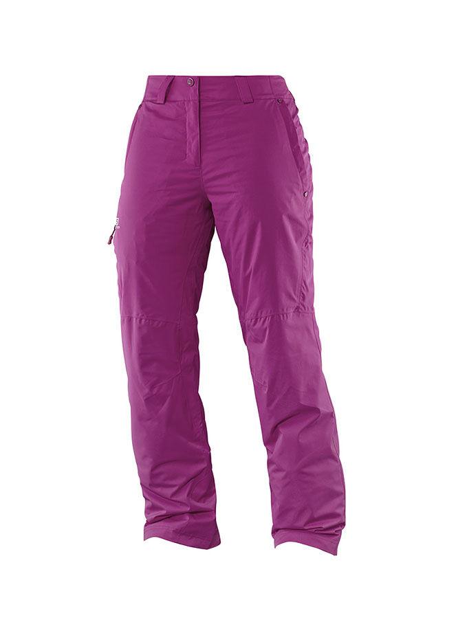 Salomon Response Pant W Kadın Kayak Pantolonu