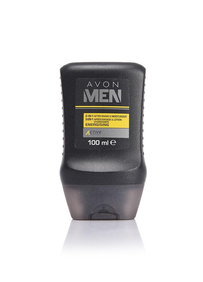 Avon Men Tıraş Sonrası Losyon Ve Nemlendiricisi