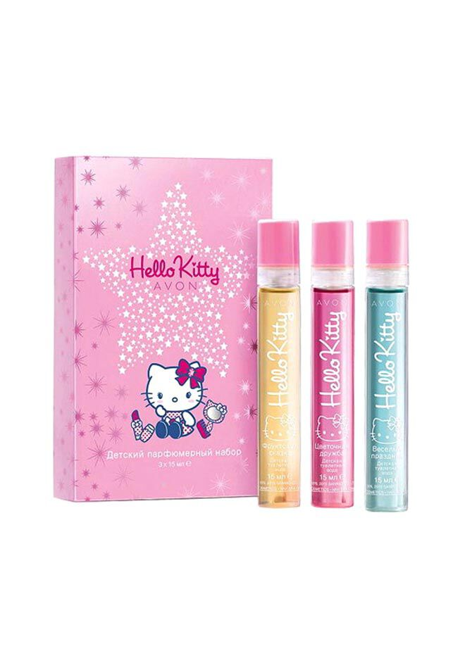 Avon Hello Kitty Parfüm Seti