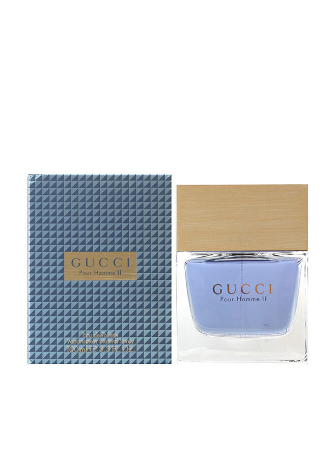Gucci Pour Homme II Erkek Parfüm EDT 100 ml.