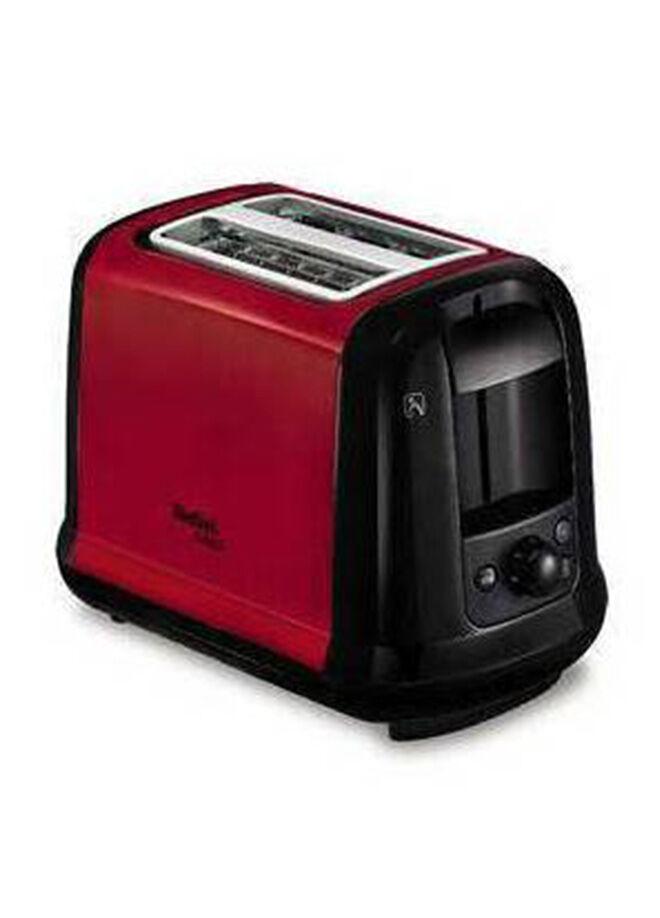 Tefal Subıto Kırmızı Ekmek Kızartma Makinesi