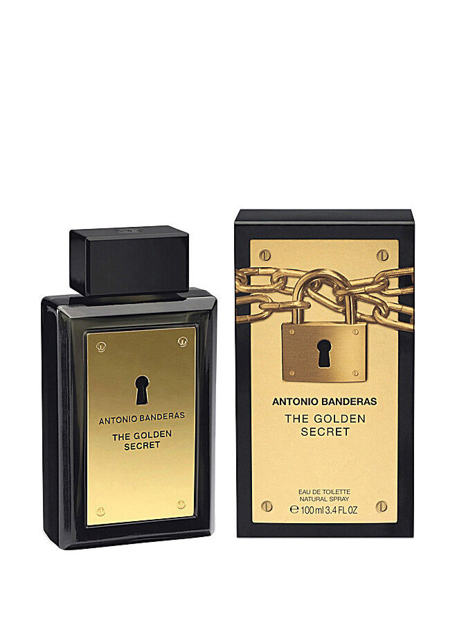 Antonio Banderas The Golden Secret Erkek Parfüm EDT 100 ml.