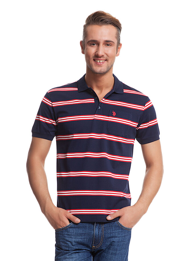 U.S. Polo Assn. Erkek Regular Fit T-Shirt