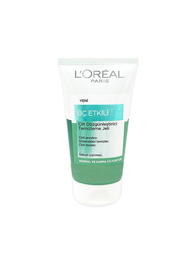 L'Oréal Paris Dermo Üç Etkili Cilt Düzgünleştirici Cilt Düzgünleştirici 150 ml.