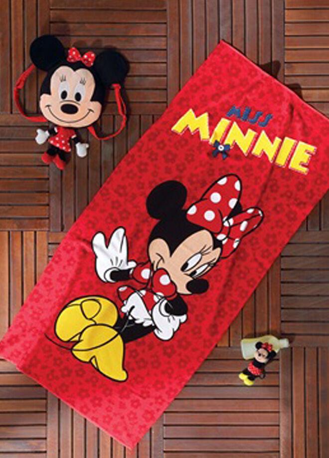 Taç Disney Miss Minnie Plaj Havlusu 75x150 cm - 71102907