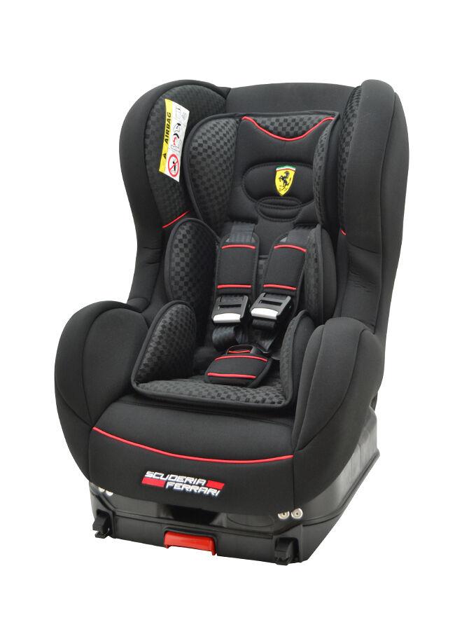 Ferrari Ferrari Cosmo Isofix 9-18Kg Oto Koltuğu - Nero-İsofix özelliği vardır
