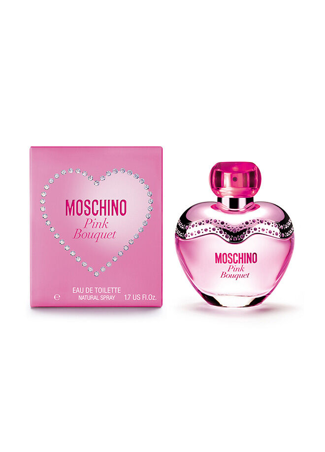 Moschino Pink Bouquet Kadın Parfüm EDT 50 ml.