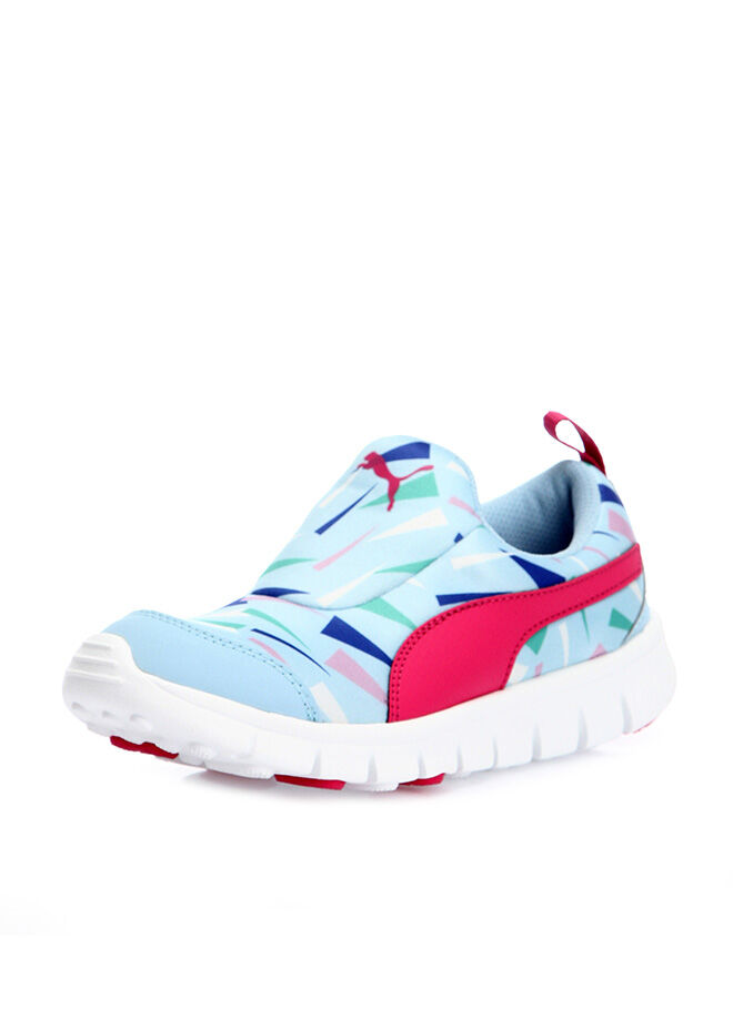 Puma Bao Slipon Graphic Kids Cool Blue-B Çocuk Sandalet
